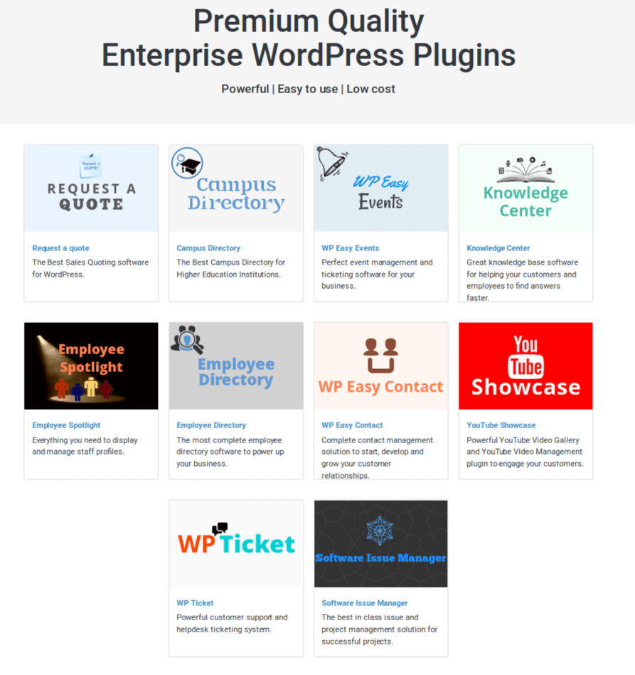 Software Development Services for WordPress - Software designed for businesses